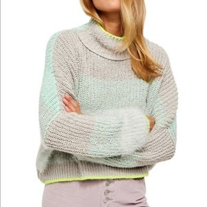 🆕Free People Sunbrite Sweater